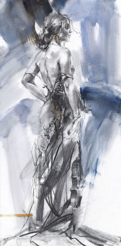 Anna Razumovskaya, 'In My Soul 3', 2021