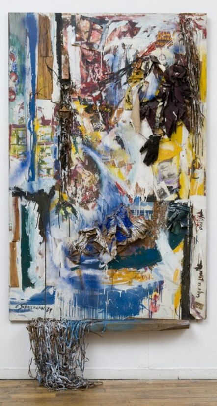 Carolee Schneemann, 'One Window Is Clear - Notes to Lou Andreas Salome', 1965