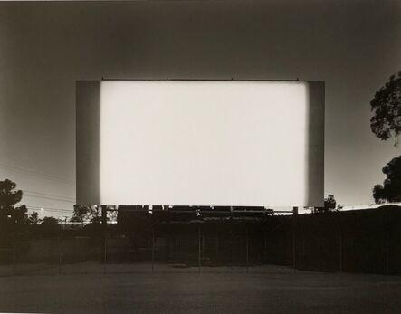 Hiroshi Sugimoto, 'Hi-Way 39 Drive-In, Orange', 1993
