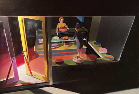 Kathy Osborn, 'Bakery at Night', 2020