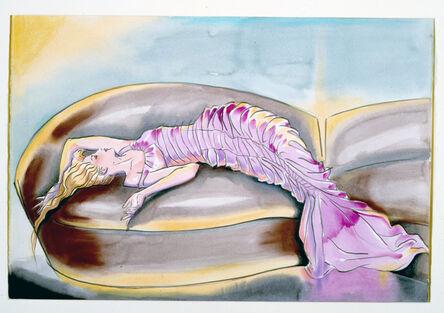 Antonio Lopez, 'Rebecca Gighlieriin Ch. Jameson Ch. James Couth', 1982