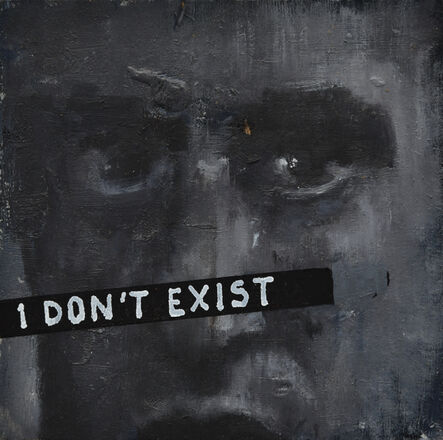 Daniele Galliano, 'I don't Exist', 2015