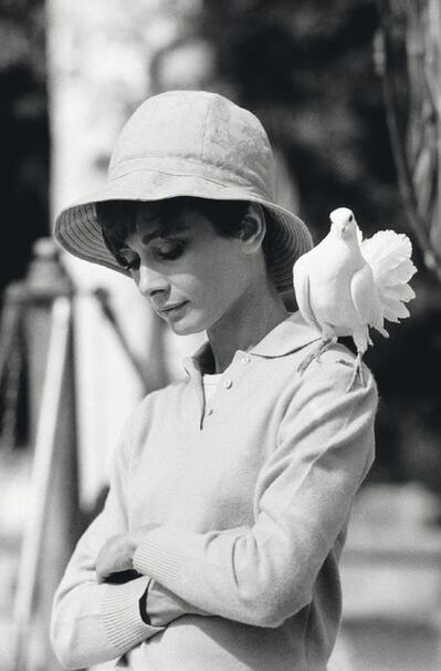 Terry O'Neill, 'Audrey Hepburn, South of France', 1966