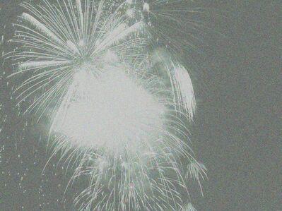 Adrian Sauer, '16.777.216 Farben als Feuerwerk, Newyears_7_bg_123102', 2011