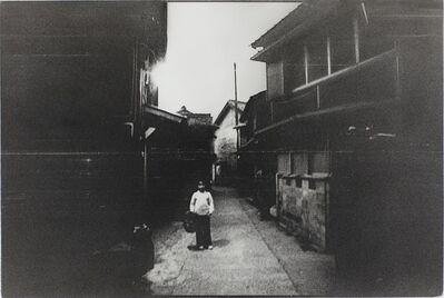 Kazuo Kitai, 'Errand, Muroto, Shikoku (Somehow Familiar Places series)', 1972