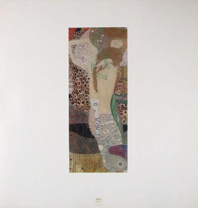 Gustav Klimt, 'Water Serpents I [Das Werk Gustav Klimts]', 1908-1914