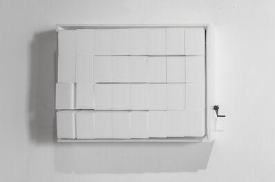 Gianni Colombo, 'strutturazione pulsante', 1959-1985