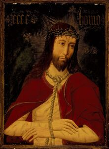 Master of Osma, 'Christ with the Crown of Thorns', ca. 1500