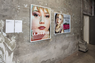 Jens Haaning, 'Lilja 4-ever & A Hole in My Heart, Lukas Moodysson', 2017