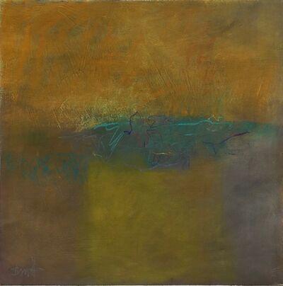 Barbara Schaff, 'Yellow Vibration'