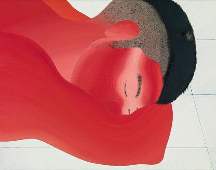 Yang-Tsung Fan, 'Swimming pool series - tan lines 2', 2013