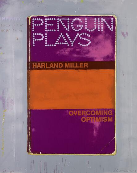 Harland Miller, 'Overcoming Optimism', 2014