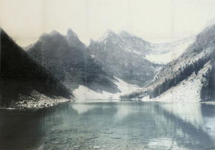 John Folsom, 'Lake Agnes', 2013