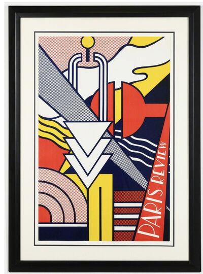 Roy Lichtenstein, 'Paris Review Poster-Print', 1967