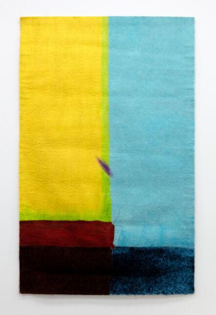 Gary Goldberg, 'Finding the Universe in Oaxaca (color block)', 2018