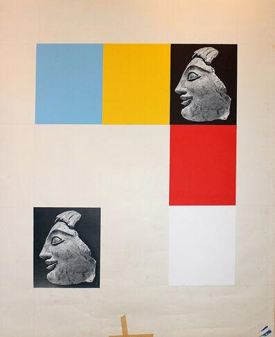 Matthew Craven, 'Blocks', 2014