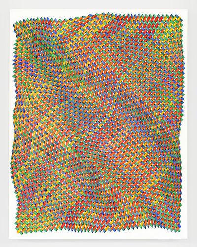 Dana Piazza, 'Woven Lines #62', 2020