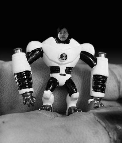 Nge Lay, 'Futuristic Woman 1', 2012