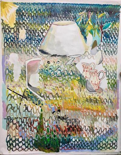 Alejandra Seeber, 'Knitt Lamp ', 2017