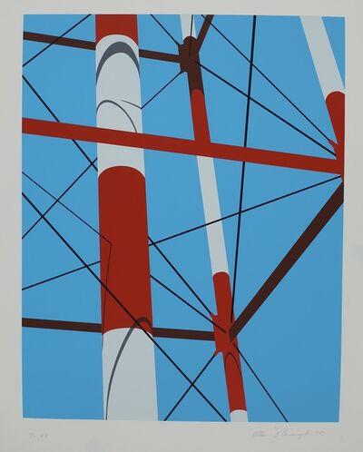 Allan D'Arcangelo, 'Watertower', 1973