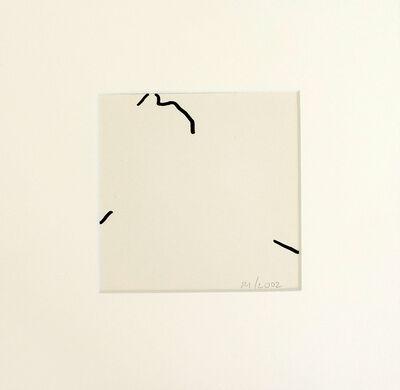 Vera Molnar, 'Cycle Sainte Victoire', 2002
