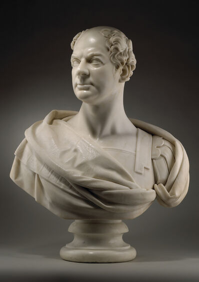 Samuel Joseph, 'Bust of Lieutenant-General Sir Herbert Taylor (1775–1839) Adjutant-General of his Majesty's Forces ', 1828-1829
