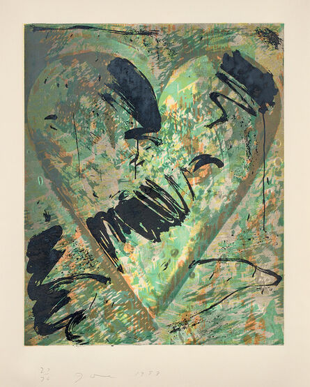 Jim Dine, 'Called by Sake (C. 70)', 1993