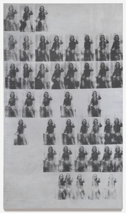 Andy Warhol, 'National Velvet', 1963
