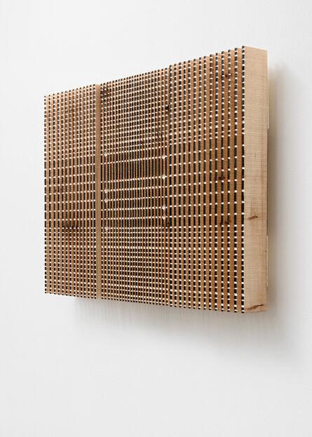 Flavio Senoner, 'Line Relief 89', 2017