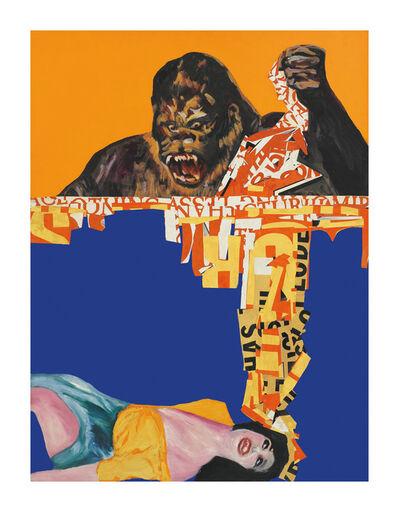 Rosalyn Drexler, 'The Dream', 1963