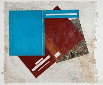 Mikhael Subotzky, 'Sticky-tape Transfer 03 –South African Mosaic 1978 / A Banking Centenary 1836-1936', 2014
