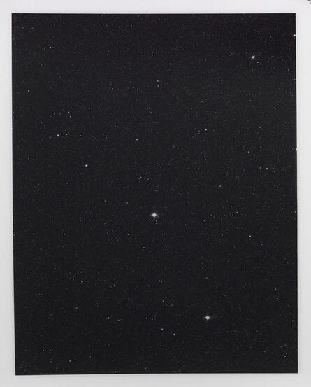 Thomas Ruff, 'Star 16h 08m/-25°', 1992