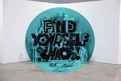 AkaCorleone, 'Find Yourself in Chaos', 2014
