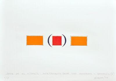 Horacio Zabala, 'Untitled', 2010