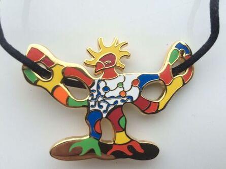 Niki de Saint Phalle, ' Fire bird', 2015