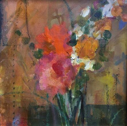Cynthia Packard, 'Flowers 3', 2016