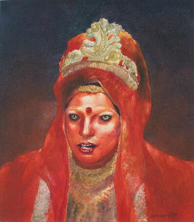 Bikash Bhattacharjee, 'Untitled (Bride)', 1979