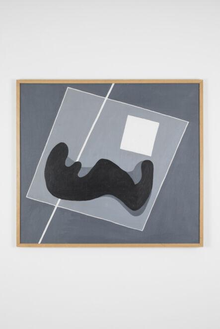 Lajos Kassák, 'Amorphe', 1962