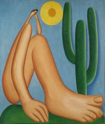 Tarsila do Amaral, 'Abaporú', 1928