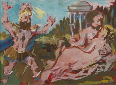 Jack Levine, 'Mars Confounded', 1949