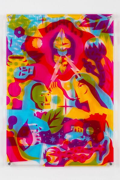 AkaCorleone, 'Mind Chaos', 2014
