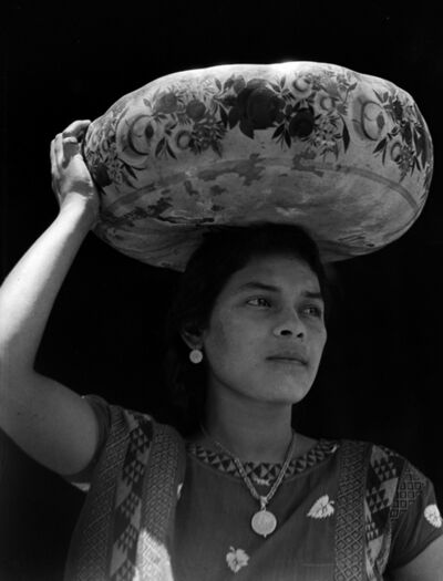 Tina Modotti, 'Mujer de Tehuantepec', ca. 1929