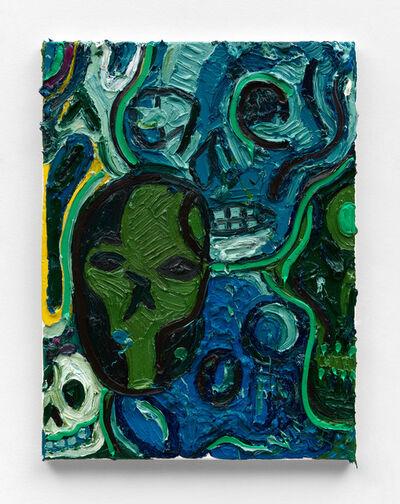 Alex Becerra, 'Skull Pile IX', 2021