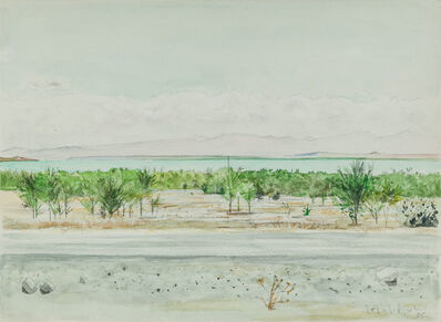 Hagop Hagopian, 'The Lake', 1985