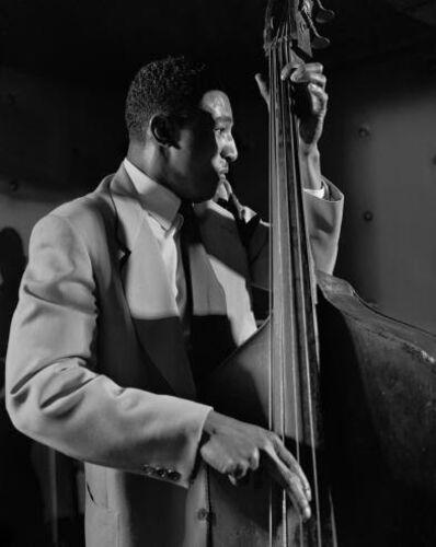 Herman Leonard, 'Ray Brown, New York City', 1948
