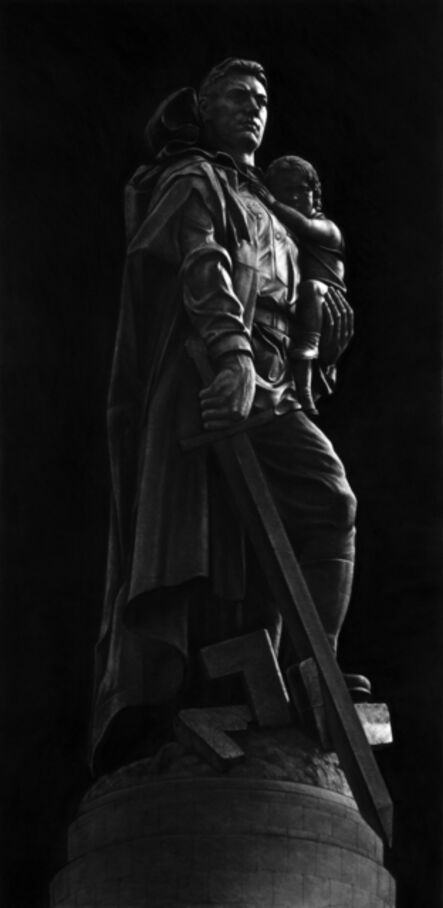 Kepa Garraza, 'Statue of a Soviet soldier', 2019