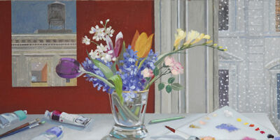 Barbara Kassel, 'Winter Flowers', 2009