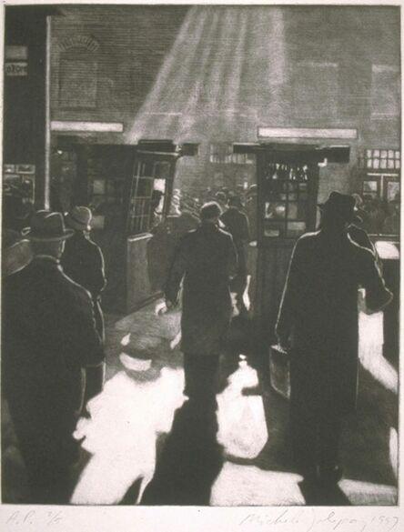 Michele Zalopany, 'Untitled (Train Station)', 1997