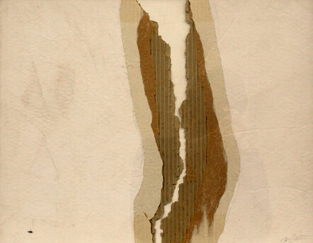 Josef Bauer, 'Plakatabriss', 1983