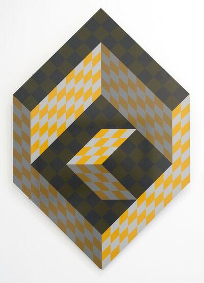 Victor Vasarely, 'AXO', 1973